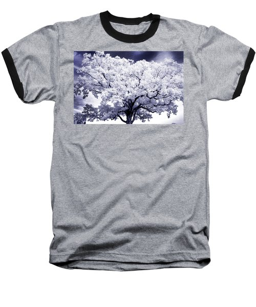 Baseball T-Shirt featuring the photograph Tree by Paul W Faust - Impressions of Light