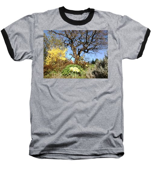 Tree Photo 991 Baseball T-Shirt