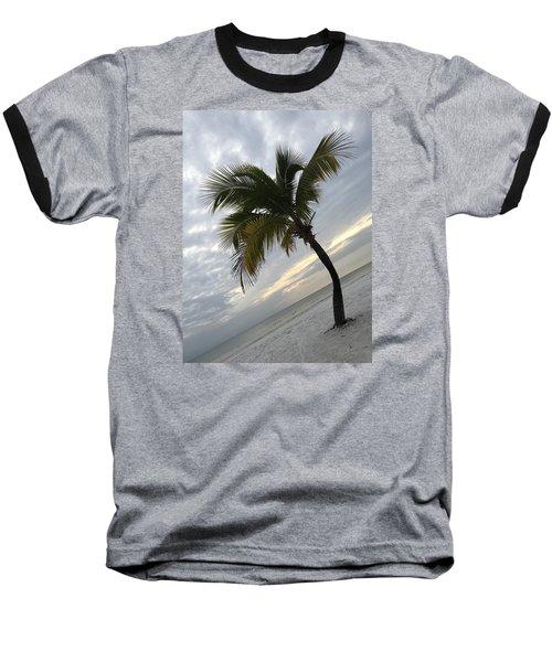 Tree Pose Baseball T-Shirt