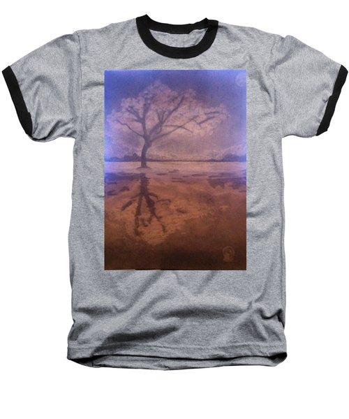 Tree Reflection  Baseball T-Shirt