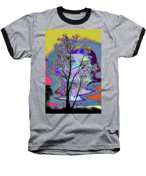 Tree - Story Of Life Baseball T-Shirt