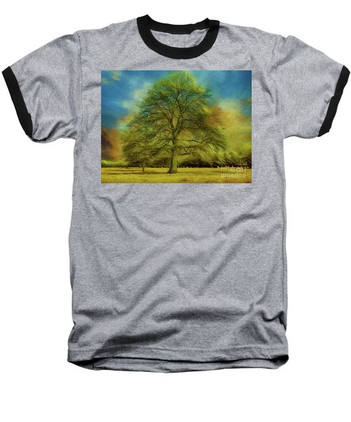 Tree Three Baseball T-Shirt