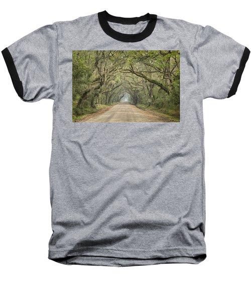 Tree Tunnel Baseball T-Shirt