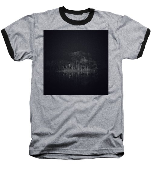 Treeflection Baseball T-Shirt