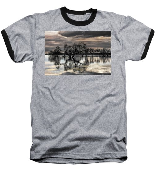 Trees Dream Baseball T-Shirt