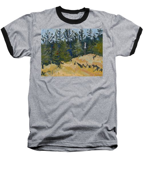 Trees Grow Baseball T-Shirt