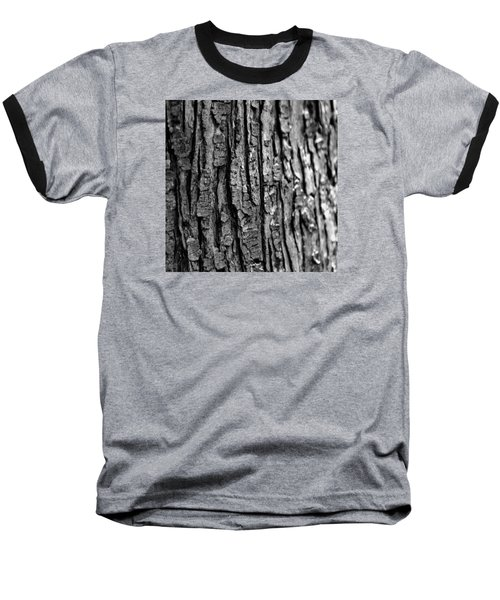 Trees Never Gone Baseball T-Shirt by Dorin Adrian Berbier