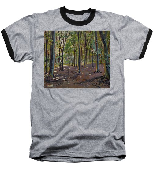 Trees Reeshofbos Baseball T-Shirt