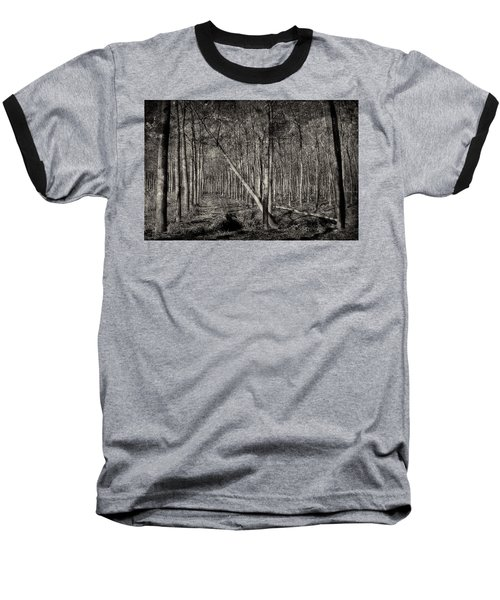 Trees Baseball T-Shirt