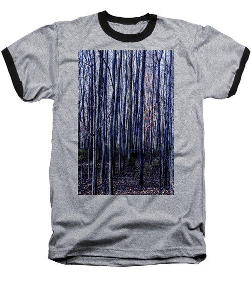 Treez Blue Baseball T-Shirt