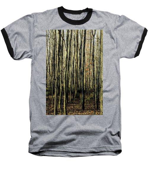 Treez Yellow Baseball T-Shirt
