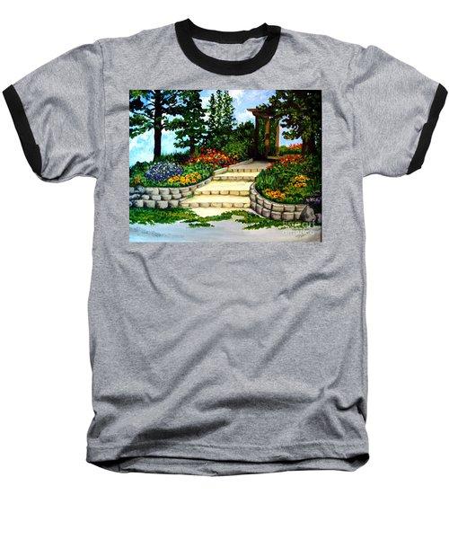 Trellace Gardens Baseball T-Shirt