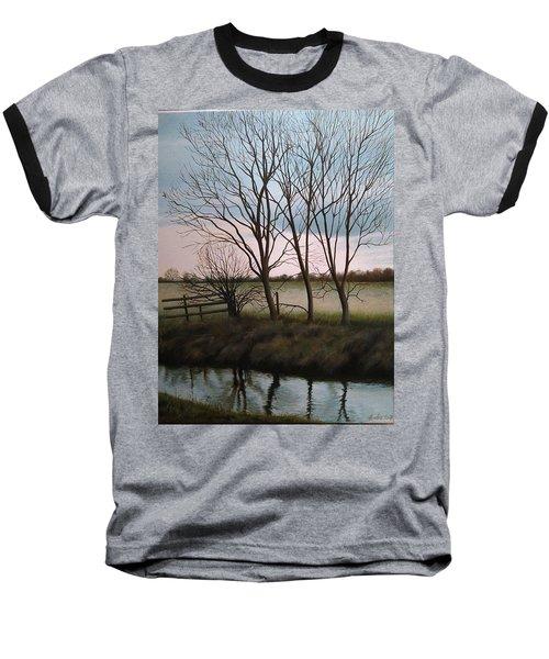 Trent Side Baseball T-Shirt