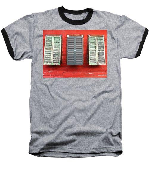Tres Persianas Baseball T-Shirt