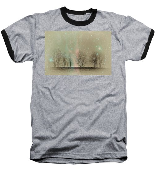 Tress In Starlight Baseball T-Shirt