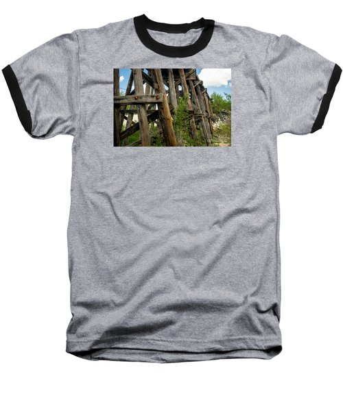 Trestle Timber Baseball T-Shirt