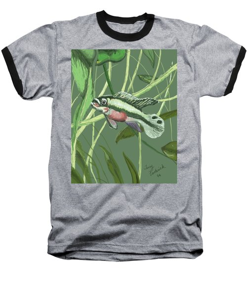 Tri Color Krib Baseball T-Shirt