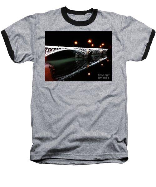 Triana Bridge Baseball T-Shirt