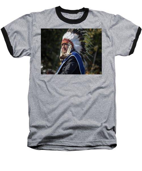 Tribal Elder Baseball T-Shirt