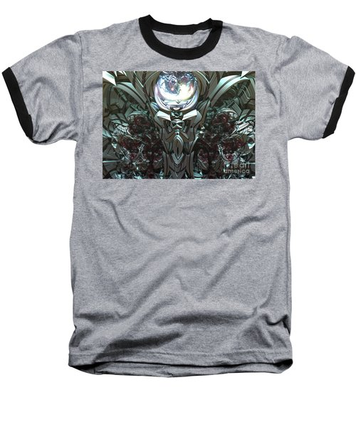 Tribal Symbols  Baseball T-Shirt