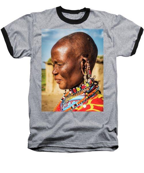 Tribal Traditions Baseball T-Shirt