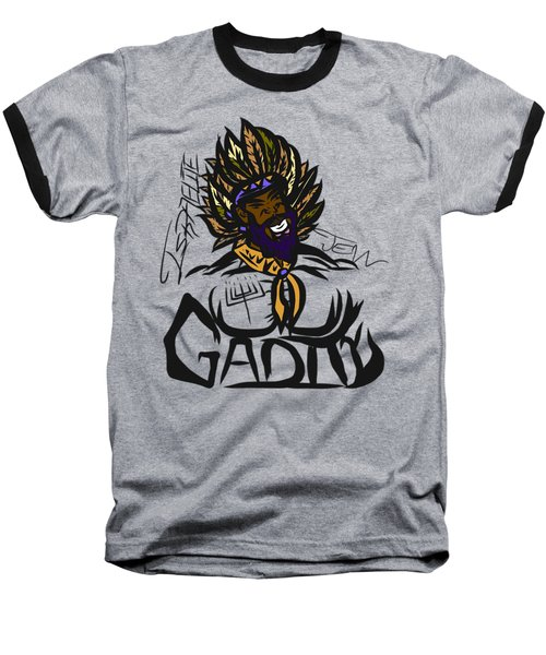 Tribe Of Gad Baseball T-Shirt
