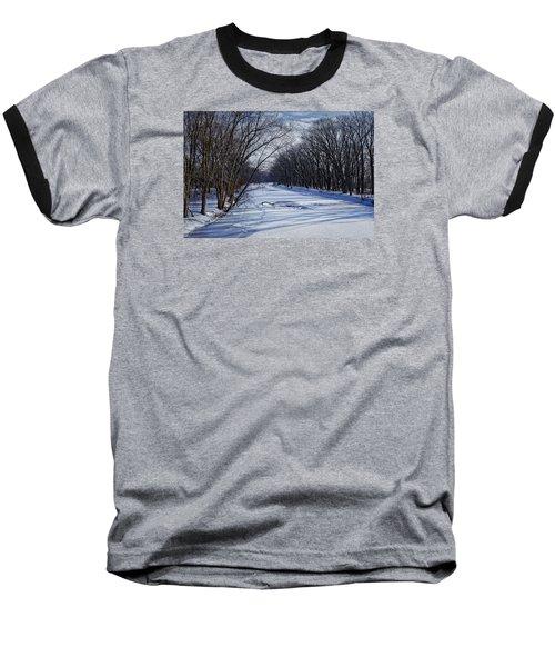 Tributary Baseball T-Shirt