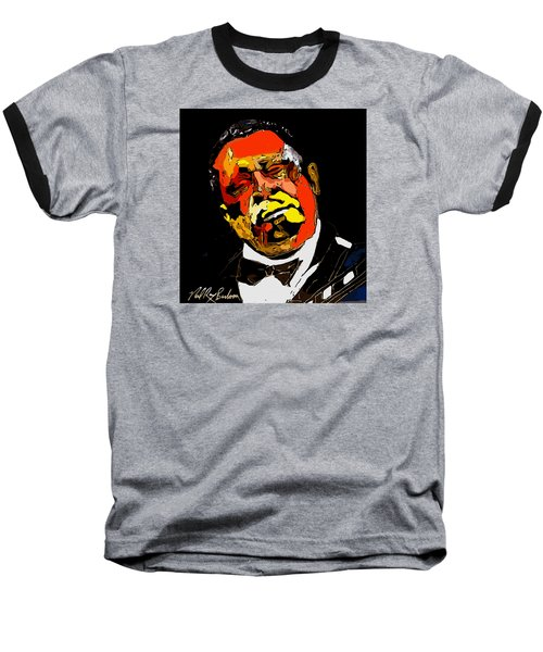 tribute to BB King reworked Baseball T-Shirt