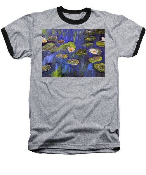 Tribute To Monet Baseball T-Shirt