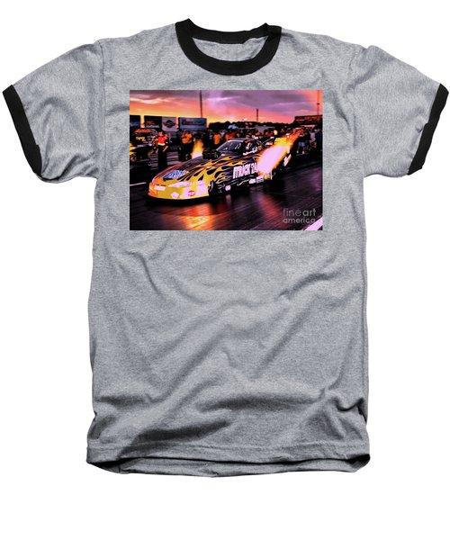 Trick Tank - Bob Gilbertson Baseball T-Shirt