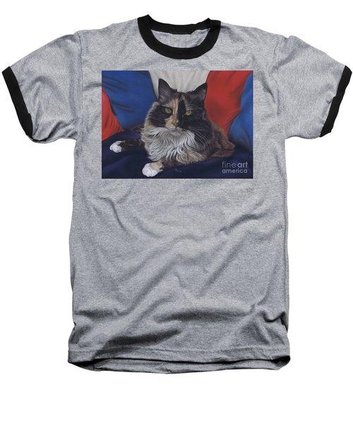 Tricolore Baseball T-Shirt
