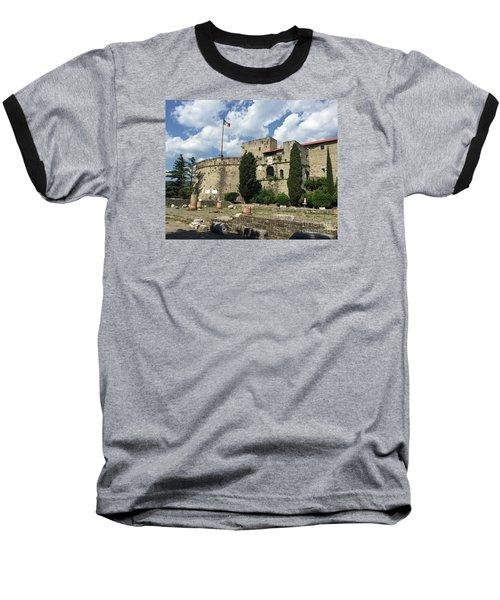 Trieste Castle San Giusto Italy Baseball T-Shirt