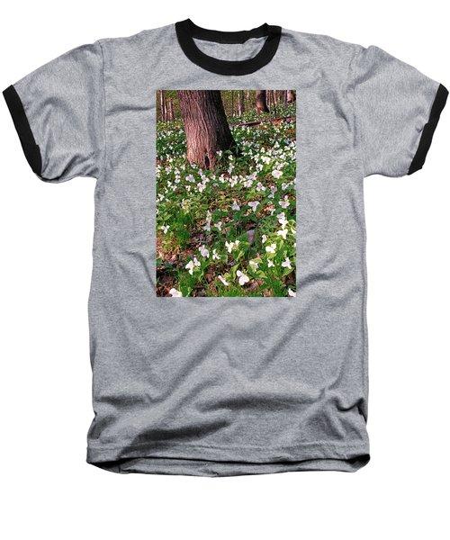 Trillium Woods No. 1 Baseball T-Shirt