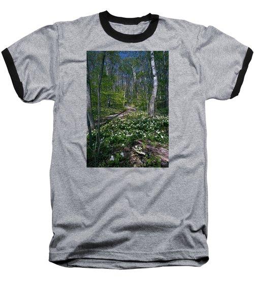 Trillium Woods No. 2 Baseball T-Shirt