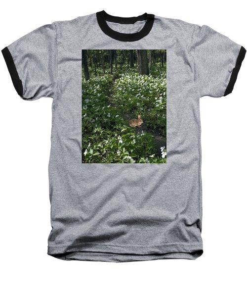 Trillium Woods No. 3 Baseball T-Shirt