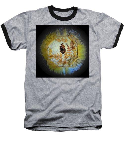 Trinidad Plant Life Baseball T-Shirt by Lenore Senior