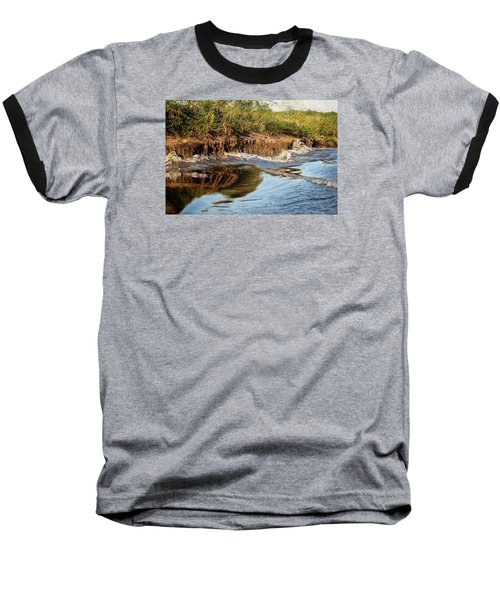Trinidad Water Reflection Baseball T-Shirt