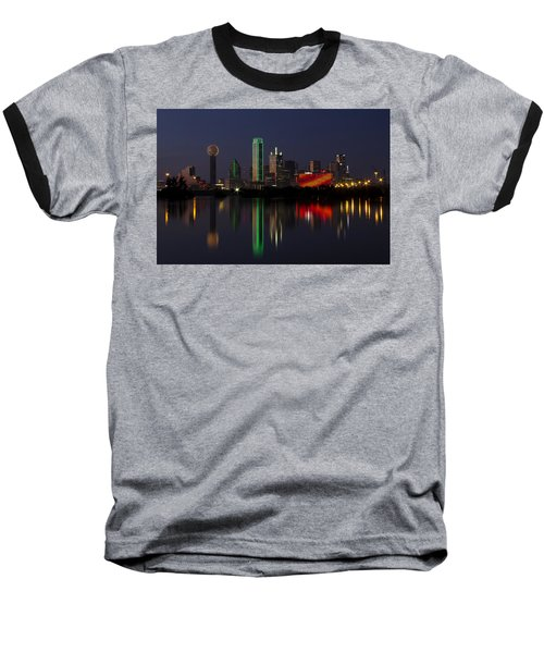 Trinity River Dallas Baseball T-Shirt