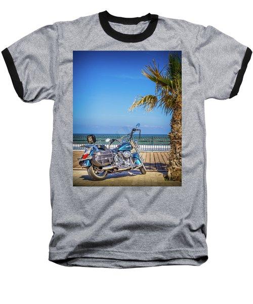 Trip To The Sea. Baseball T-Shirt