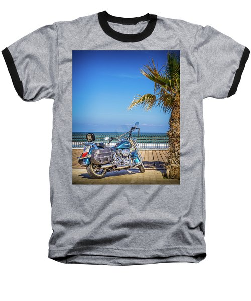Trip To The Sea. Baseball T-Shirt