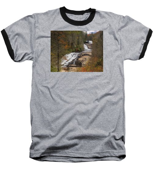 Triple Falls Baseball T-Shirt