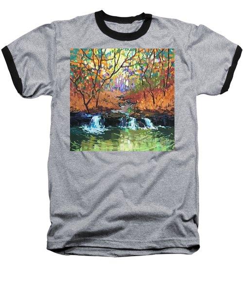Triple Rhythm Baseball T-Shirt