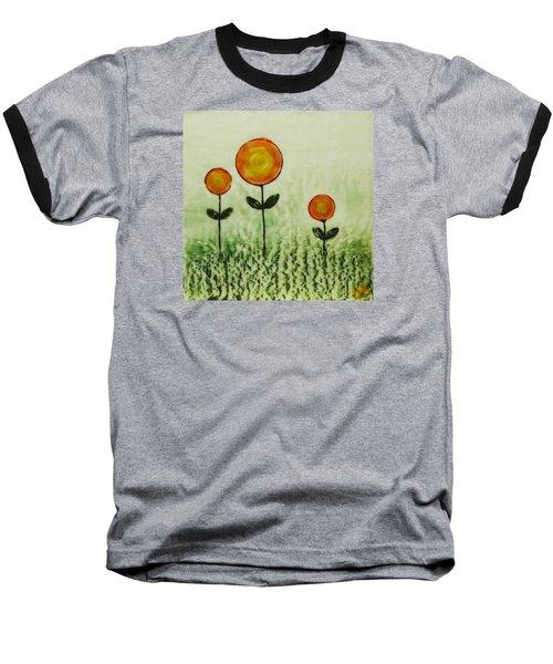 Triplets Baseball T-Shirt
