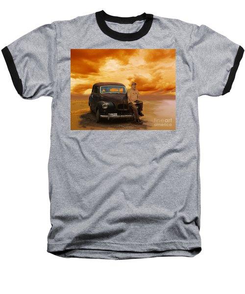 Trippin' With My '48 Austin A40 Baseball T-Shirt