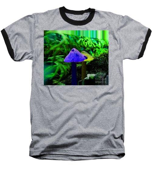 Trippy Shroom Baseball T-Shirt
