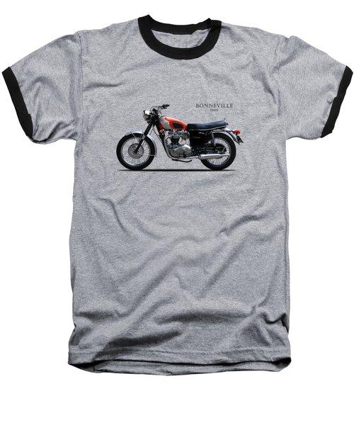 Triumph Bonneville 1969 Baseball T-Shirt