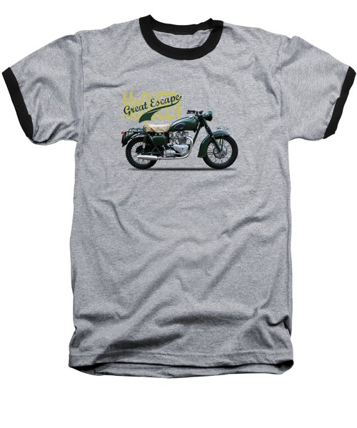 Triumph - The Great Escape Baseball T-Shirt