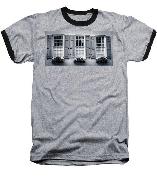 Triune Pondering Spot Baseball T-Shirt