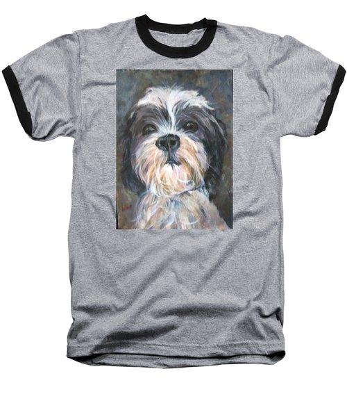 Trixie Baseball T-Shirt by Barbara O'Toole