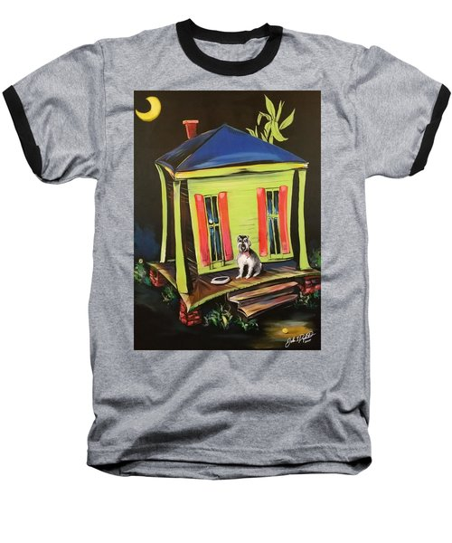 Trixie's House Baseball T-Shirt